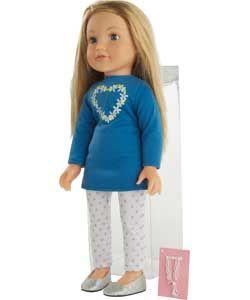 Chad Valley DesignaFriend Doll Jasmine.