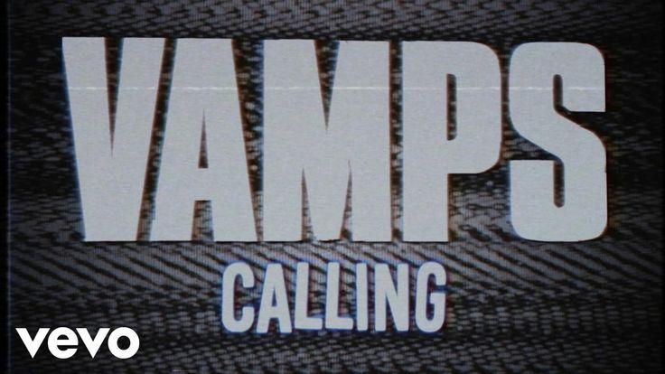 VAMPS - CALLING(LYRIC VIDEO)