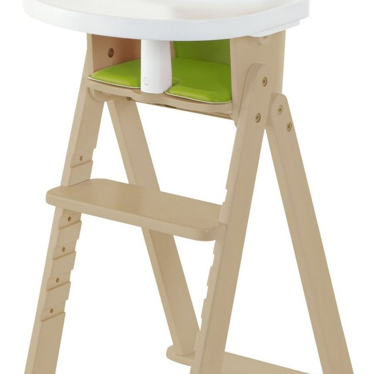 Svan Wooden Baby High Chair