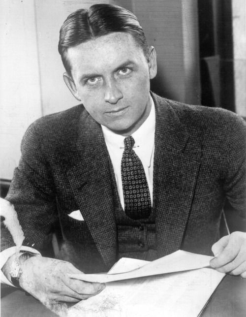 Eliot Ness was a Prohibition agent who headed a team of agents that the media nicknamed The Untouchables. Him and his team were famous for taking down Al Capone (on charges of tax evasion and violations of the Volstead Act). Later, he ran for mayor of Cleveland and failed miserably in the polls–at leasthe looked damn fabulous while doing it.