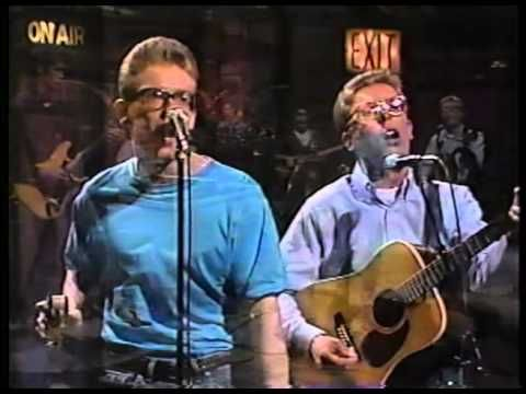 Proclaimers : Live on Letterman 1989 - I'm Gonna Be (500 Miles)        Great song!  I love it!