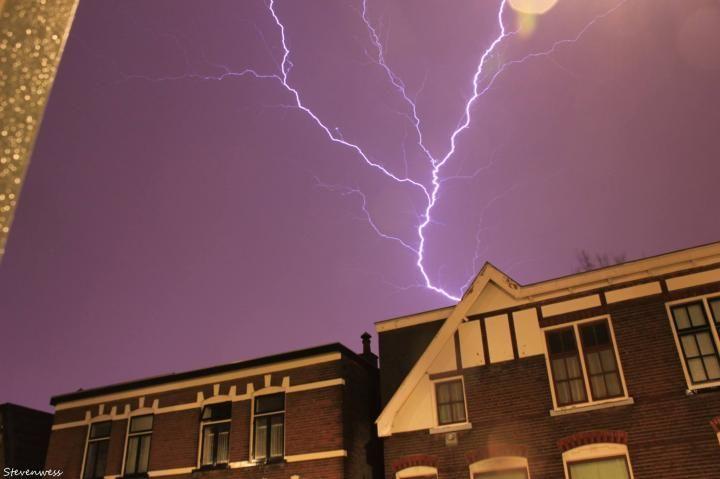 03.01.2014 - Heftige Gewitter mit Sturm, Hagel, Starkregen & Tornados @ NW-Europa (Schwerp.: Belgien)