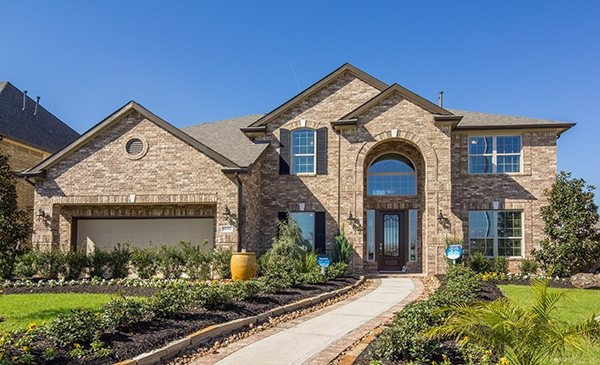 lakemont texas reserve collection lennar homes in