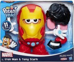 """Cara de Papa """"Iron Man"""""""
