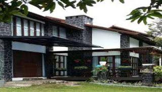 Villa Blok T no 3 Lembang - Sewa Villa Lembang Villa Istana Bunga Bandung