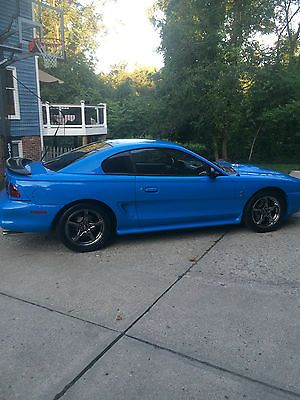 awesome 1996 Ford Mustang Cobra - For Sale View more at http://shipperscentral.com/wp/product/1996-ford-mustang-cobra-for-sale/