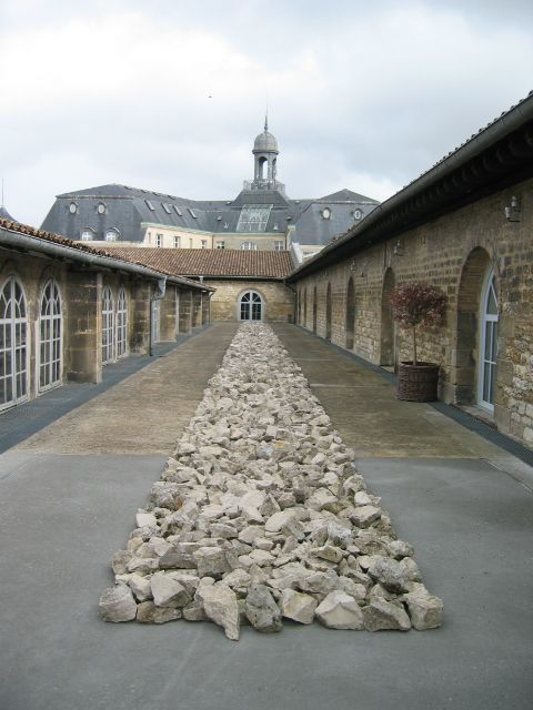 Richard Long in Toulouse