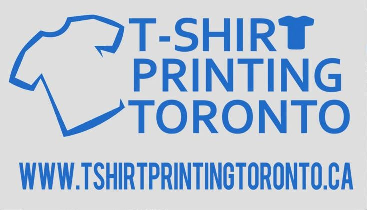T-Shirt Printing Toronto Focuses on Supporting Local Businesses #printing trendhunter.com