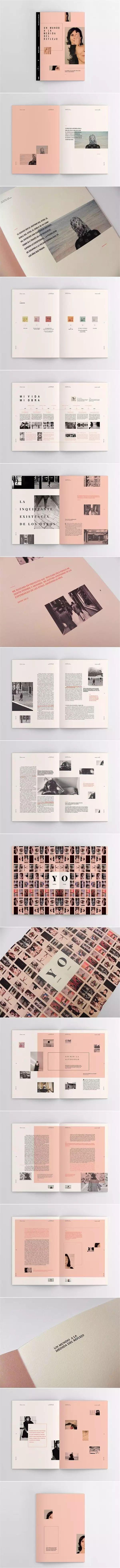 【极简主义】杂志排版中的留白设计