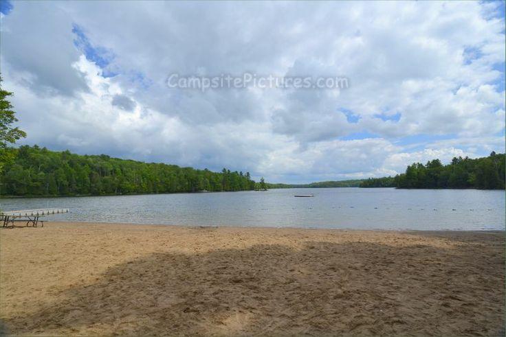 Silent Lake Provincial Park, Granit Ridge, Camping in Ontario Parks