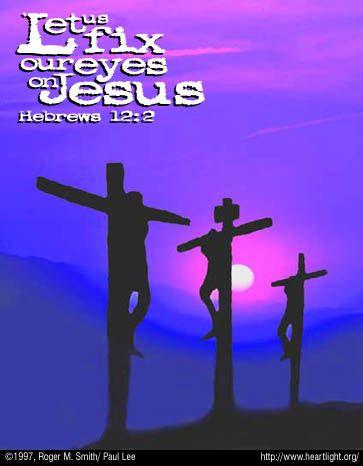 Hebrews 12 : 2