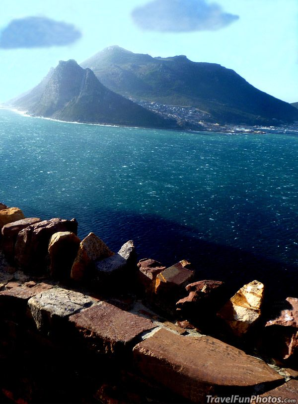 Hout Bay, Cape Town, South Africa.