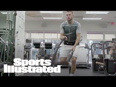 (1) Training With Professional Tennis Player Jack Sock | Sports Illustrated - YouTube