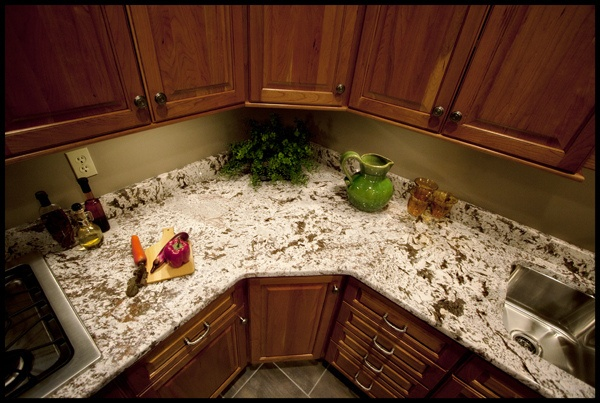 Granite Countertops And Backsplash Ideas Collection Alluring Design Inspiration