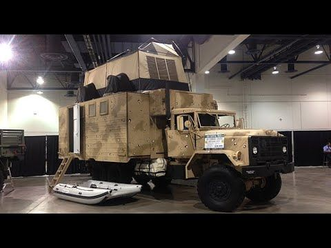 Plan B Supply - 6 wheel drive expedition RV | overland/bug ...