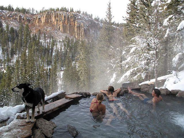 241 Best Hot Springs Images On Pinterest Hot Springs