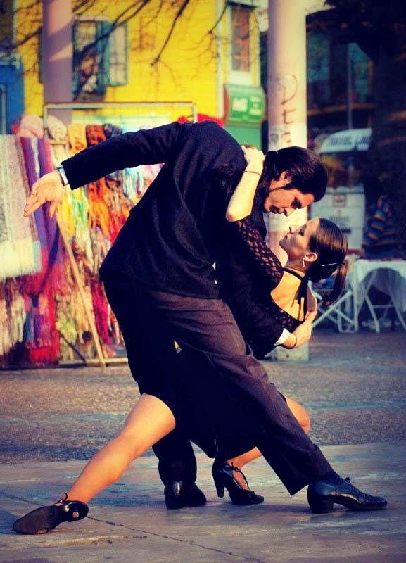 Tango (photo in Buenos Aires, Argentina)