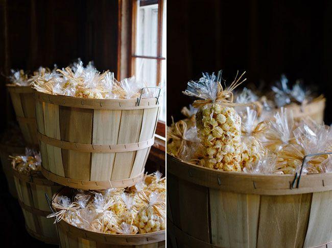Real Wedding: Rustic Farm Wedding