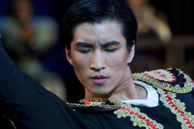 Li Cunxin.... beyond incredible!