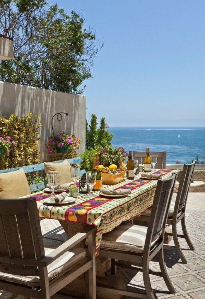 Schon 40 Mediterrane Tischdeko Ideen U2013 Exotische Reiseziele Zu Hause! | Tischdeko  | Pinterest | Gardens