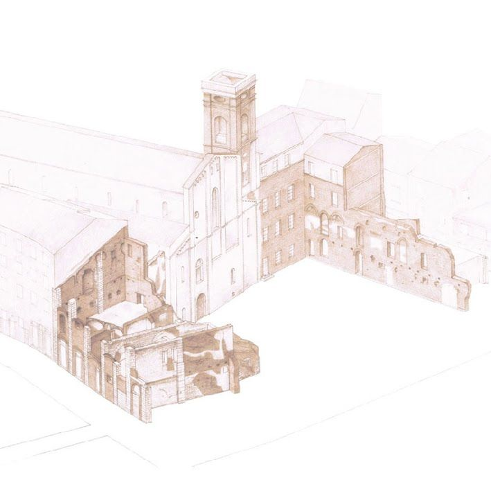 Reconstruction of San Michele in Borgo Pisa | Massimo Carmassi