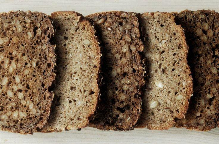žitný chléb finský