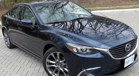 2016 Mazda 6 Grand Touring Price and Specs