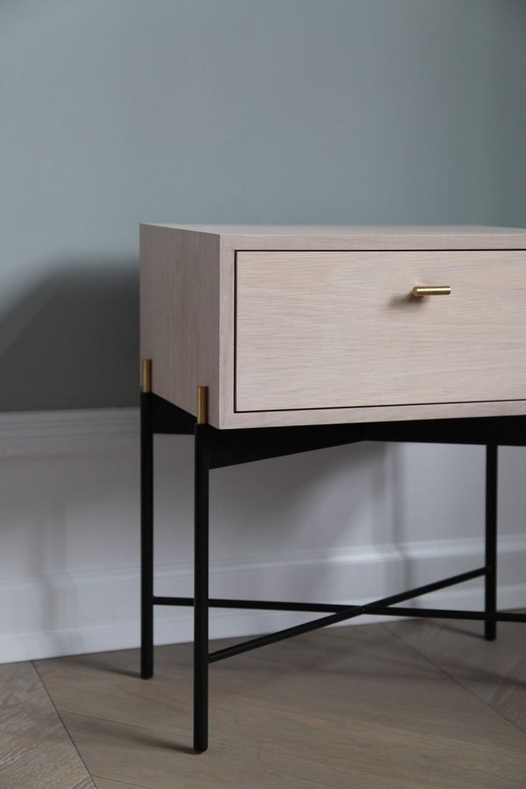 German designer Theresa Arns has created a set of steel-framed furniture that references classic art deco shapes.