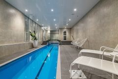 Indoor Pools by Mayfair Pools