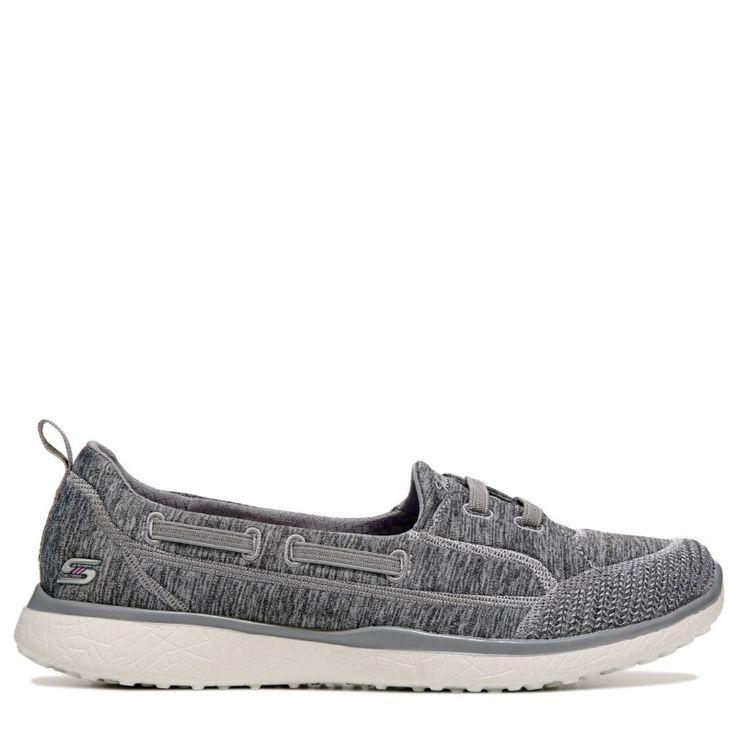 Skechers Women's Top Notch Comfort Sneakers (Grey)