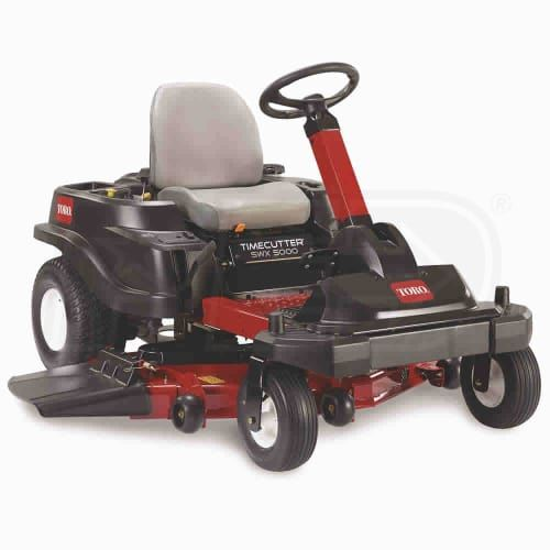 Buy Toro 74795 Direct. Free Shipping. Tax-Free. Check the Toro TimeCutter SWX5000 (50-Inch) 24.5HP Zero Turn Lawn Mower ratings before checking out.