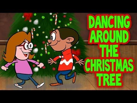 Christmas Songs for Children with Lyrics - Up on the Housetop - Popular Kids Christmas Songs - YouTube