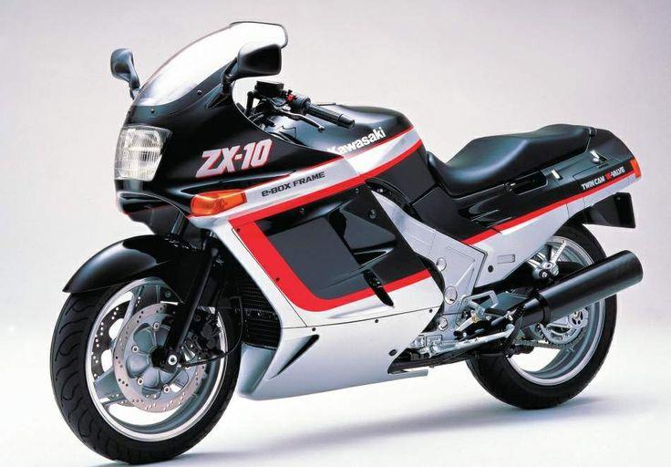 1988 Kawasaki ZX-10
