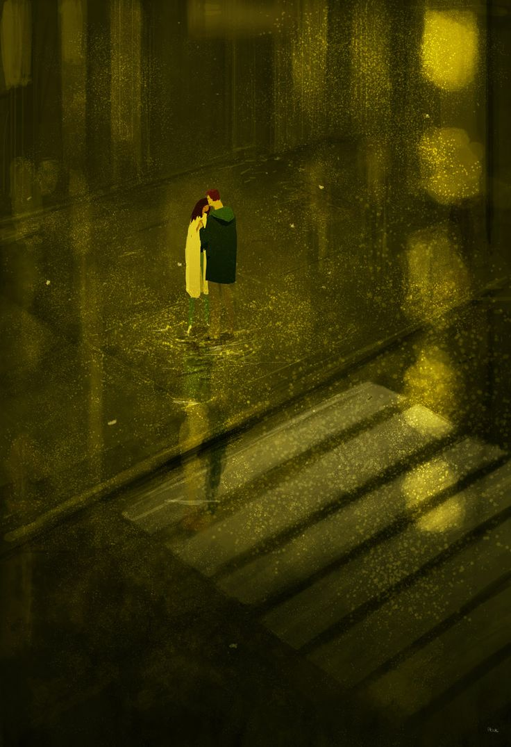 Don't let me go from Pascal Campion