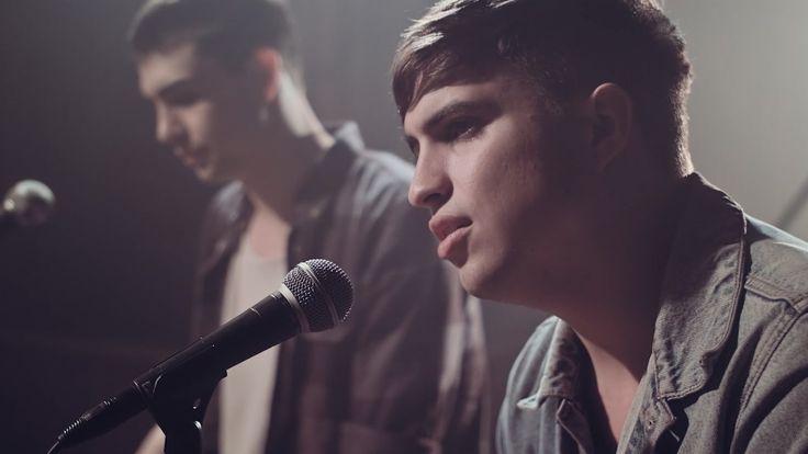 """Jealous"" - Nick Jonas - Kyle & Devin & Kurt Schneider Cover  I love this song"