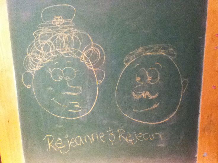 Réjeanne & Réjean