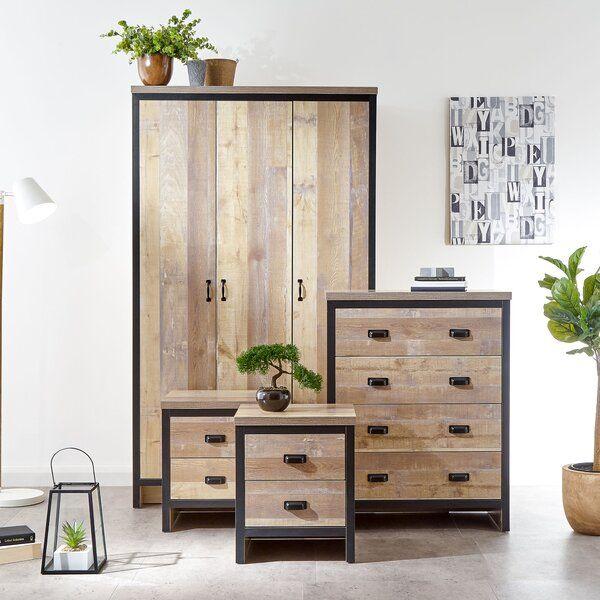 Gilcrease 4 Piece Bedroom Set Bedroom Set Buy Bedroom Set Bedroom Furniture Sets