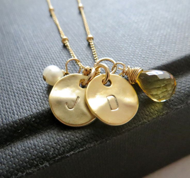 Mom of twins jewelry, mommy necklace, two initial necklace with birthstone charm, twins baby gift, push gift, gift for newborn baby by thejewelrybar on Etsy https://www.etsy.com/listing/208416007/mom-of-twins-jewelry-mommy-necklace-two