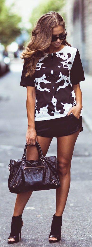 Summer Street Fashion 2015 - http://momsmags.net - https://flipboard.com/@skylander2015