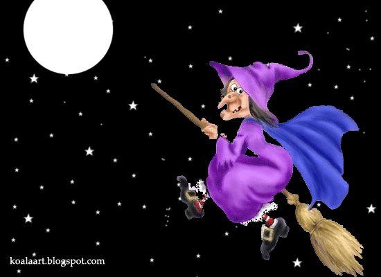 Notte fatata...notte magica e incantata...vola vola su nel cielo tra le stelle...eccola...è la Befana!!!