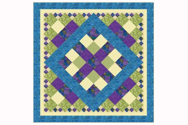 44 best images about quilting easy quilts on pinterest for Bed quilting designs