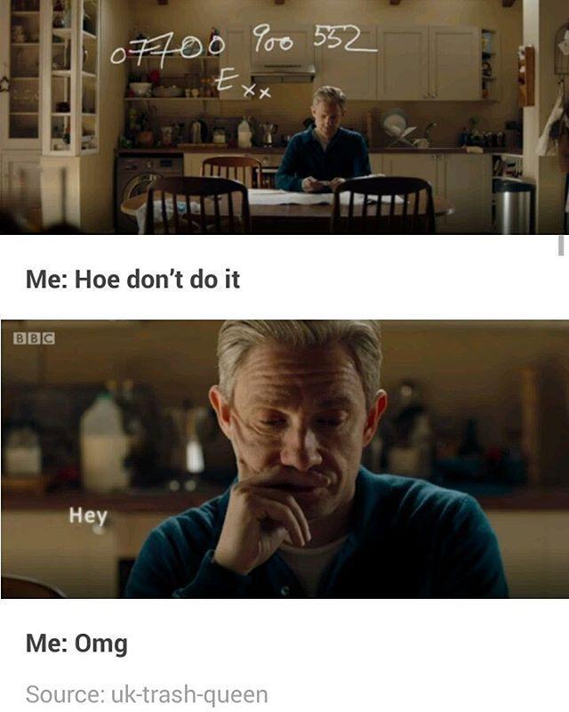 "Sherlock S04 E01 ""The Six Thatchers"". Season 4. - NOOOOOOO!!!"
