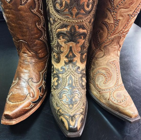 Corral boots <3