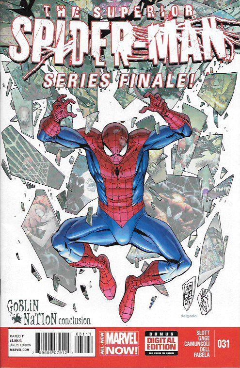 The Superior Spider-Man # 31 Marvel Now !