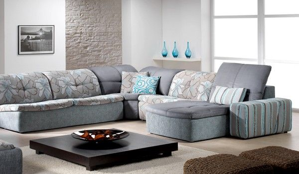 Charming Smile Sectional Sofa By ROM, Belgium Available In Different Sizes And  Configurations.