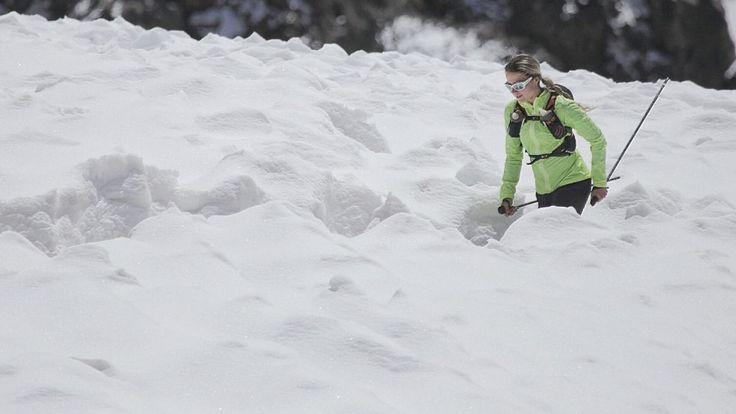 Ultramaratonista Fernanda Macielsubecorrendo oAconcágua em menos de 24 horas - Trip