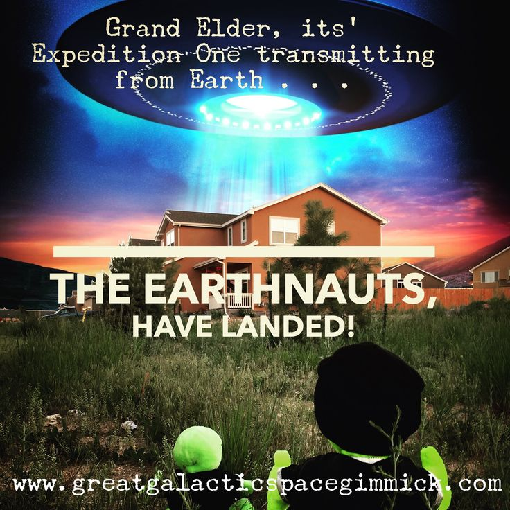 The Earthnauts are Arriving . . . at The Great Galactic Space Gimmick! Read the Earthnaut's first Log Entry at www.greatgalacticspacegimmick.com  #rockymountains #jobsearch #linkedin #career #resume #sciencegeek #engineeringlife #rockets #nasa #smithsonianmuseum #vacation #physics #space #spaceship #planet #planetarium #observatory #avionics #aircraft #alien #startrek #starwars #telescope #battlestargalactica #jetsons #unitedlaunchalliance #blueorigin #spacex #aerojetrocketdyne…
