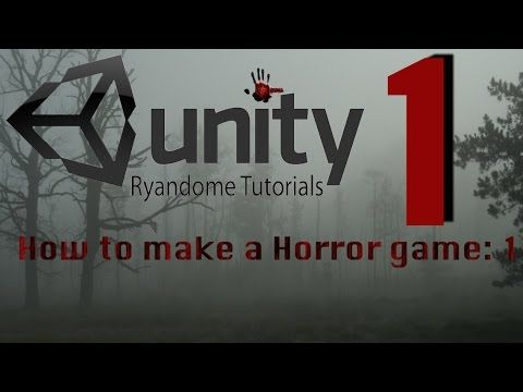 In this tutorial I show you how to start the basics of a horror game. We set up a basic scene and add a player. We also add a temporary flashlight that adds ...