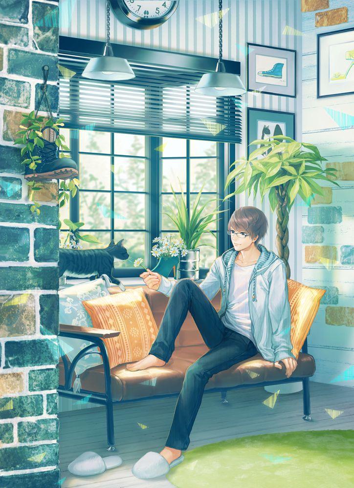 Ghim của Cindy trên • Boys Art • Anime, Nghệ thuật