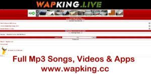 Wapking - Full Mp3 Songs, Videos & Apps | Wapking.cc - Kikguru